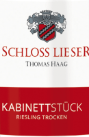 Preview: Kabinettstück Riesling trocken 2020 - Schloss Lieser