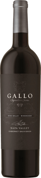 Cabernet Sauvignon Napa Valley 2015 - Gallo Signature Series
