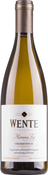 Morning Fog Chardonnay 2019 - Wente Vineyards