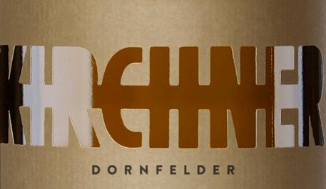 Dornfelder trocken 1,0 l 2017 - Weingut Kirchner von Kirchner