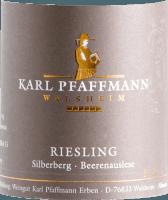 Preview: Riesling Beerenauslese 0,375 l 2016 - Karl Pfaffmann