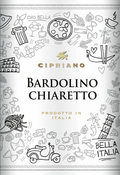 Bardolino Chiaretto DOC 2019 - Cipriano di Venezia von Cantine Minini
