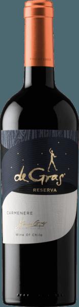 De Gras Reserva Carmenère 2019 - Viña Montgras